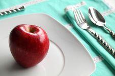 Free Apple Royalty Free Stock Image - 20519846