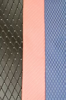 Free A Choice Of Neck Ties To Wear Or Buy Stock Photo - 20519900