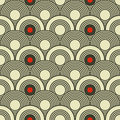 Free Seamless Retro Background Royalty Free Stock Images - 20528859