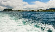 Free Waterfront View On Alesund City, Norway Stock Photography - 20520042