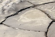 Free Cracked Land Stock Photos - 20520133