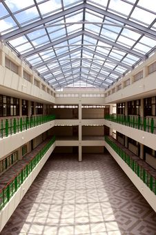 Free Interior Of Buildings Stock Image - 20521271