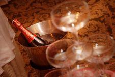 Free Wine Preparations Royalty Free Stock Photo - 20521455