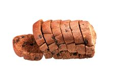 Free Cocoa Bread With Chocolate Chip Royalty Free Stock Image - 20521456