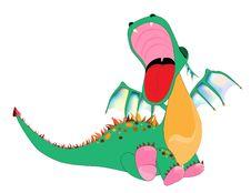 Free Small Dragon Royalty Free Stock Photo - 20521895