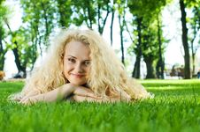 Free Beautiful Healthy Young Woman Royalty Free Stock Photography - 20522947