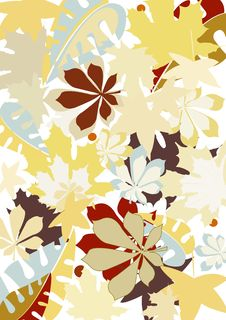 Free Autumn Leaves Background Royalty Free Stock Photo - 20524275
