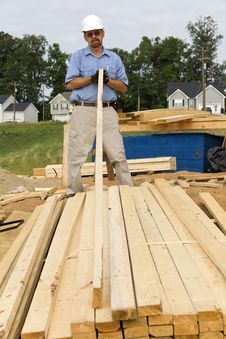 Free Carpenter Royalty Free Stock Photo - 20524535