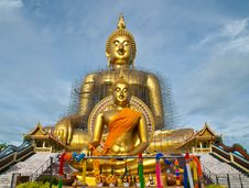 Free Build The Buddha Stock Images - 20524784