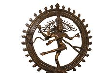 Free Indian Hindu God Shiva Nataraja Stock Image - 20526031