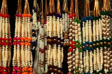 Traditional Indian Jewelry Royalty Free Stock Images