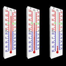 Free Thermometer Stock Photos - 20530503