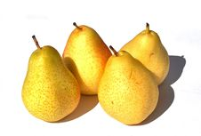 Free Pears 0015 Stock Image - 20531751