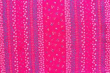 Pattern Thai Silk. Stock Images