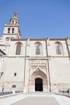 Free Facade Of A Church Royalty Free Stock Photos - 20533568