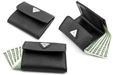 Free Wallets Royalty Free Stock Photo - 20534535