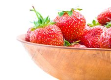 Free Red Strawberry Stock Images - 20535114