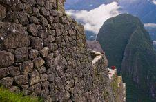 Free Machu Pichu Stock Images - 20536074