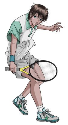 Free Male Tennis Player Stock Photos - 20536083