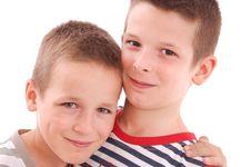 Free Little Boys Royalty Free Stock Photos - 20536518
