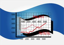 Free Business Chart Stock Photography - 20537152