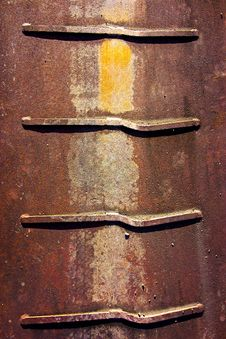 Free Some Rusty Piece Of Metal Stock Image - 20537571
