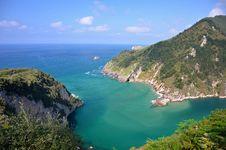 Free Estuary Of Tina Menor Royalty Free Stock Photo - 20537775