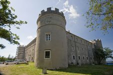 Free Tower Of Castle Zrinski-Frankopan Stock Image - 20538341