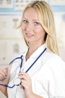 Free Medicine Student Royalty Free Stock Photo - 20538635