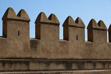 Free The Alcazaba Of Almeria Royalty Free Stock Photo - 20538735