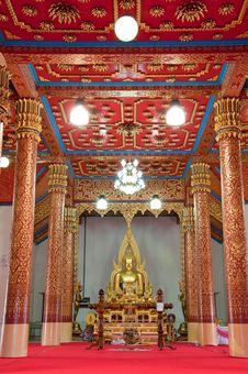 Free House Of Worship, Thai Temple Stock Image - 20539291