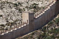 Free Defensive Wall Stock Image - 20539381