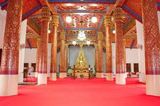 Free House Of Worship, Thai Temple Stock Images - 20539534