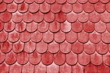 Free Roof Tile Royalty Free Stock Photography - 20539807