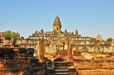 Free Temple Near Angkor Wat Stock Photography - 20539952