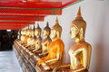 Free Buddha Statues Royalty Free Stock Image - 20543246