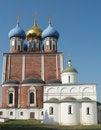 Free Uspenskiy Cathedral Of The Ryazan Kremlin Royalty Free Stock Image - 20545866