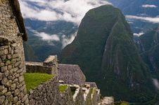 Free Machu Pichu Stock Image - 20540621