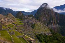 Free Machu Pichu Royalty Free Stock Photography - 20540647