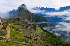 Free Machu Pichu Stock Photo - 20540730