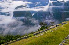 Free Machu Pichu Stock Image - 20540781