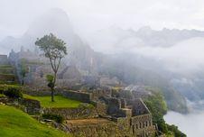 Free Machu Pichu Royalty Free Stock Photography - 20540817