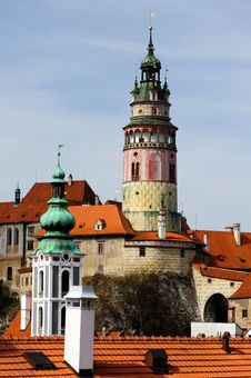Free Krumlov Stock Photography - 20540942