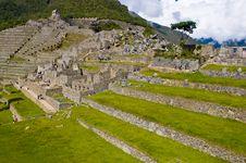 Free Machu Pichu Royalty Free Stock Image - 20540946