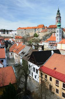 Free Krumlov Stock Photography - 20540952