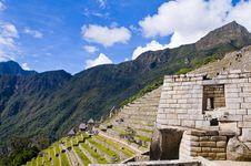 Free Machu Pichu Royalty Free Stock Images - 20541009