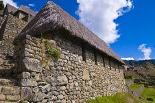 Free Machu Pichu Royalty Free Stock Photos - 20541138