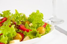 Free Salad Dietary Stock Image - 20541341