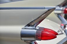 Free 50 S Fins And Lights Royalty Free Stock Photo - 20542495