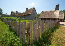 Free Ancient Village. Royalty Free Stock Photos - 20542538